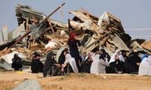 أهالي أم الحيران ينفون التوصل لاتفاق مع المؤسسة الإسرائيلية