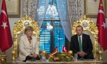ألمانيا: إردوغان تجاوز الحدود