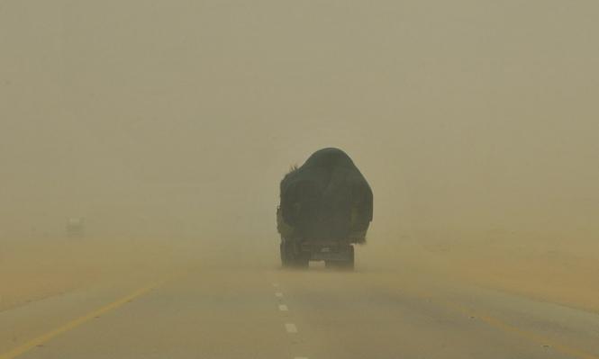 """""""عاصفة مدار"""": تعليق الدراسة في العديد من المحافظات السعودية"""