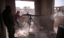 اشتباكات عنيفة بين الجيش السوري ومقاتلي المعارضة بدمشق