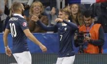 غريزمان يبدي رغبته في عودة بنزيمة لمنتخب فرنسا