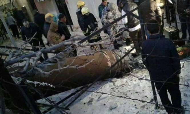 الجيش الإسرائيلي يكشف تفاصيل جديدة عن الصاروخ السوري
