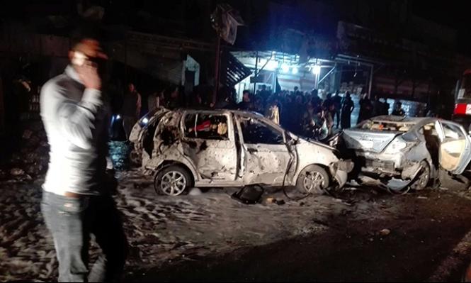 بغداد: عشرات القتلى والمصابين في انفجار مفخخة
