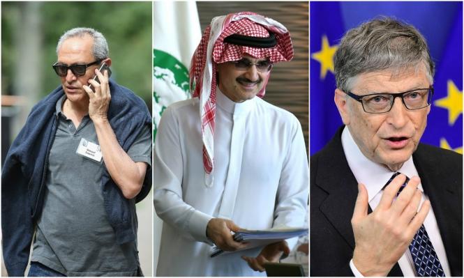 """""""فوربس"""": حضور قوي للميارات العربية وغيتس الأكثر ثراء"""