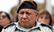 آيزنكوت: نعمل على منع تعاظم قوة حزب الله وحماس
