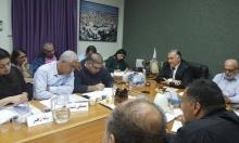 علي سلام: سأبقى رئيسا لبلدية الناصرة حتى 2022