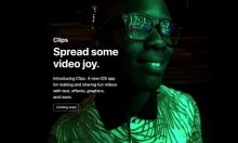 """""""آبل"""" تطلق تطبيقا جديدا لصناعة الفيديوهات"""
