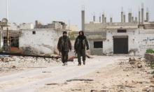 المعارضة السورية تشن هجوما كبيرا قرب حماة