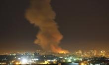 شهيد وجريحان بقصف مدفعي للاحتلال على غزة