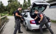 اعتقال مشتبه حاول دهس حشد ببلجيكا