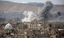 """""""معركة دمشق"""" هل هي على دمشق؟"""