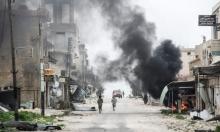 جيش النظام يحضر لهجوم مضاد في حماة قبيل جنيف