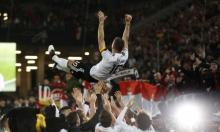 مدرب إنجلترا سعيد رغم خسارة فريقه أمام ألمانيا