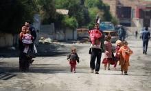 الموصل: آلاف النازحين يوميا قبل هجوم على البلدة القديمة