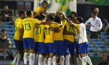 البرازيل تسحق أوروغواي وتبتعد بالصدارة