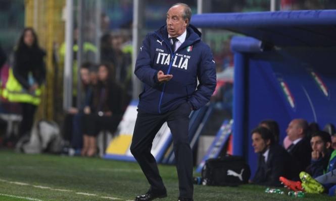 مدرب منتخب إيطاليا يعقب بعد الفوز على ألبانيا