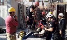 مصرع عامل في ورشة بناء بتل أبيب