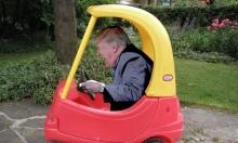 """""""ترامب والشاحنة"""" إلى كتب الأطفال"""