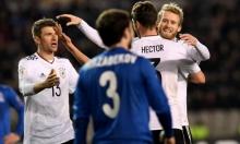 تصفيات مونديال 2018: ألمانيا تسحق أذربيجان