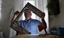 منحوتات خشبية تنبض بالحياة بأيدي مسن تركي