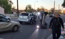 """حادث يدفع """"أوبر"""" إلى تعليق برنامجها للسيارات ذاتية القيادة"""