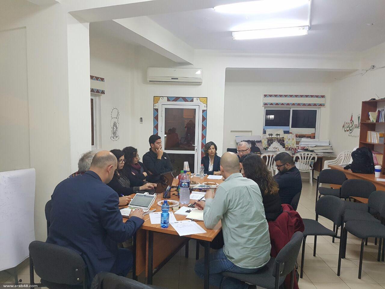 """إشراك الشباب في """"التفكير الإستراتيجي"""" بندوة لمركز إعلام"""