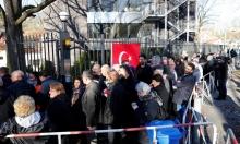 الأتراك بألمانيا يدلون بأصواتهم باستفتاء التعديلات الدستورية