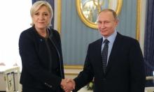 مرشحة اليمين بفرنسا تنفي تلقي أي دعم روسي