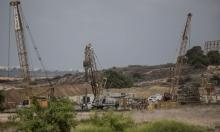 """""""العائق"""": مشروع إسرائيلي لمواجهة أنفاق غزة"""