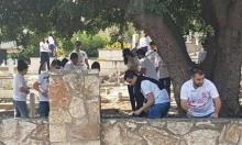 سخنين تنهي الاستعدادات لإحياء ذكرى يوم الأرض الخالد