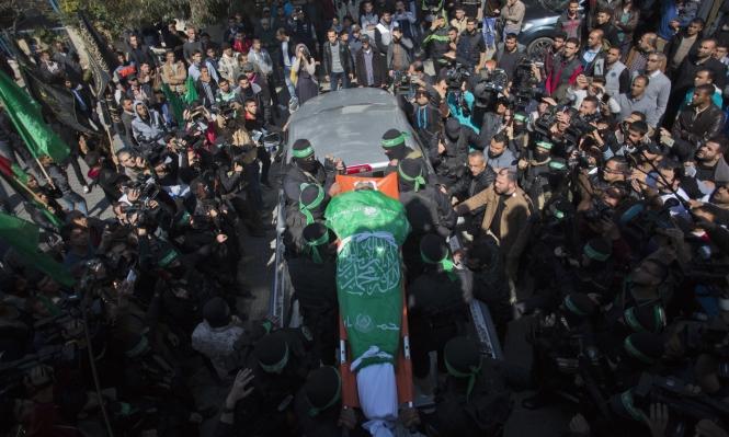 النائب العام بغزة يحظر نشر تفاصيل اغتيال فقهاء