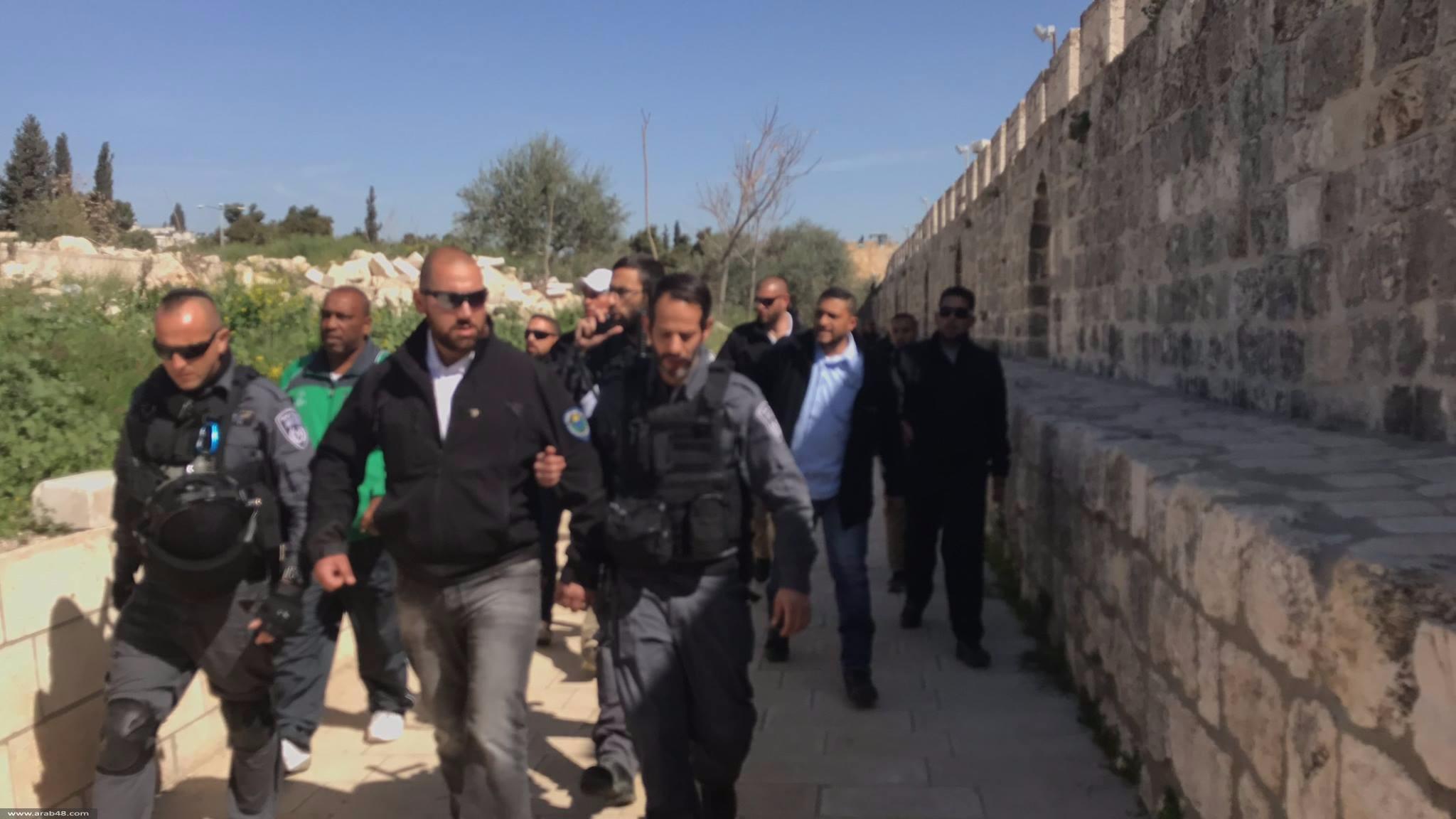 مدير المسجد الأقصى: التصعيد الإسرائيلي غير مسبوق