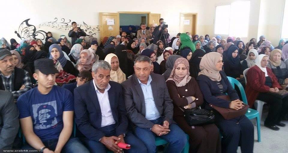 غزة: مهرجان للعمل النسائي على شرف عيد الأم ويوم الأرض