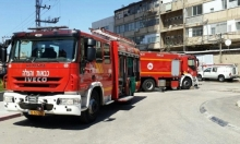 المقيبلة: 3 إصابات إثر حريق في منزل