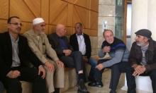 تمديد اعتقال الناشط فراس العمري لستة أيام أخرى