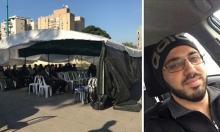 اللد: محمد جبريل ودع أهله قبل أربعة أيام من مصرعه برومانيا