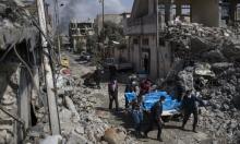 العفو الدولية: غارات التحالف بالموصل تشكل انتهاكا للقانون الدولي