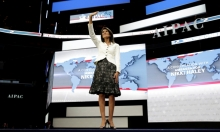 """السفيرة الأميركية لدى الأمم المتحدة: """"ولى زمن"""" تقريع إسرائيل"""