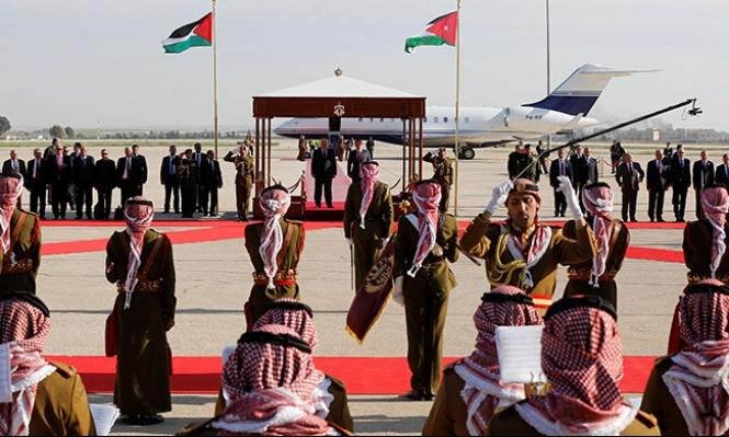 قمة البحر الميت: استبعاد تسوية الخلافات واتفاق على حل الدولتين
