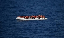 غرق زورق في المتوسط و146 مهاجرا في عداد المفقودين