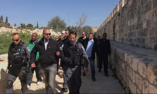 معتقلو الأقصى: الإفراج عن 5 ومطالبة بإطلاق سراح الباقين
