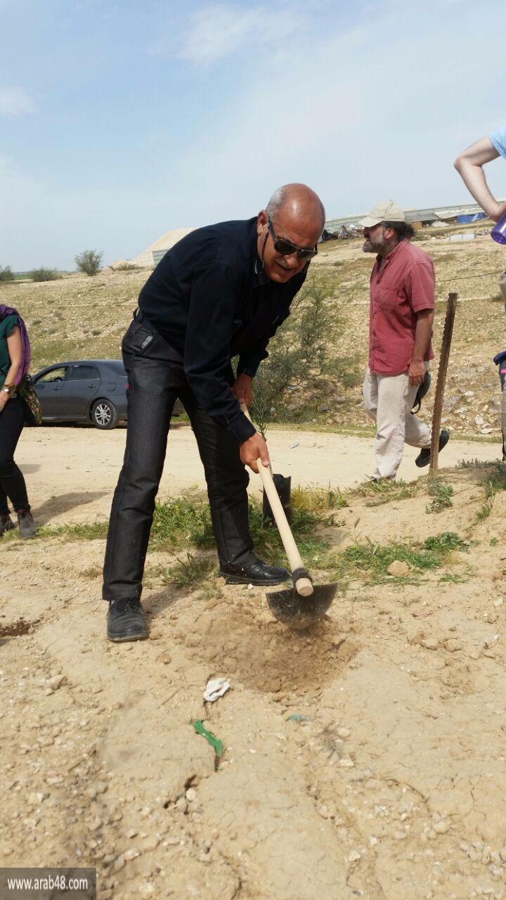 النقب: تشييد نصب تذكاري للشهيد يعقوب أبو القيعان
