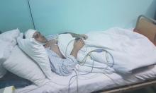 فيديو: مصاب من اللد يتحدث بعد نجاته من حادث رومانيا