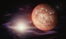 ربما حظي المريخ بالحياة... والشمس سلبتها منه!