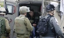 الاحتلال يعتقل 7 فلسطينيين بالضفة