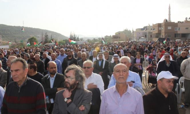 مشاركون: مسيرة يوم الأرض لم ترتق لمستوى الحدث