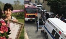 يافة الناصرة: وفاة المربية نفاز خليلية إثر حريق في منزل
