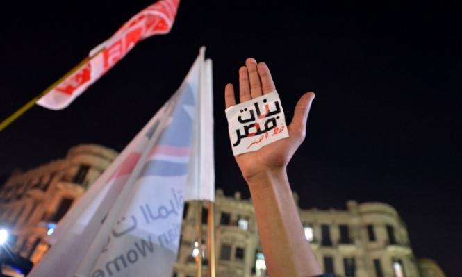 """جريمة """"تحرش جماعي"""" تشعل مواقع التواصل في مصر"""