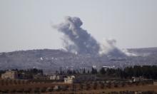 طائرات روسية تقصف موقعا للمعارضة قرب الحدود التركية