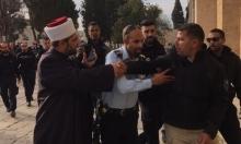 الاحتلال يعتقل 160 مقدسيًا خلال آذار